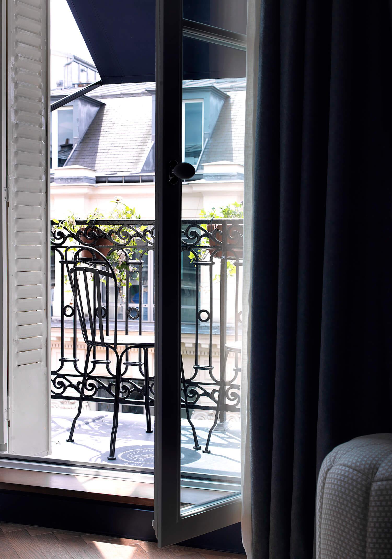 est living travel hotel bachaumont 19