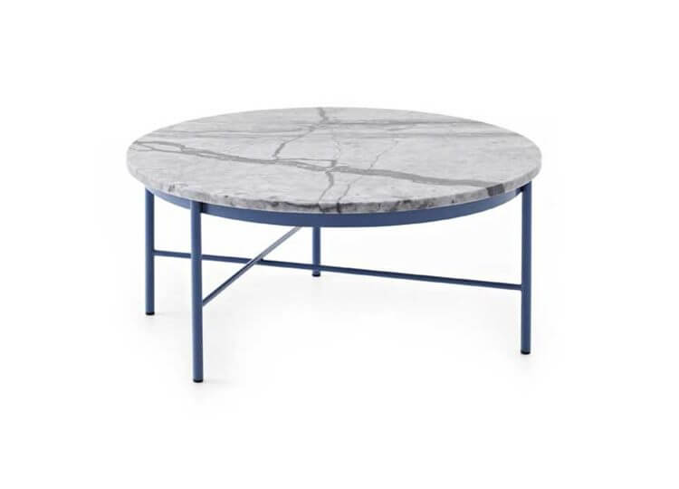 Lyla Marble Coffee Table