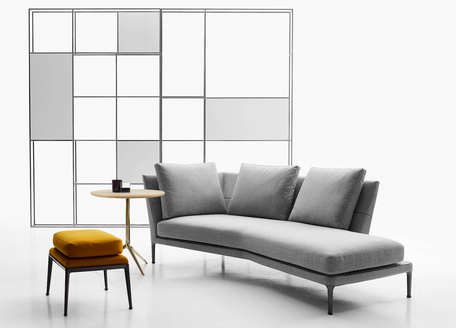 est living space b and b italia edouard sofa 3