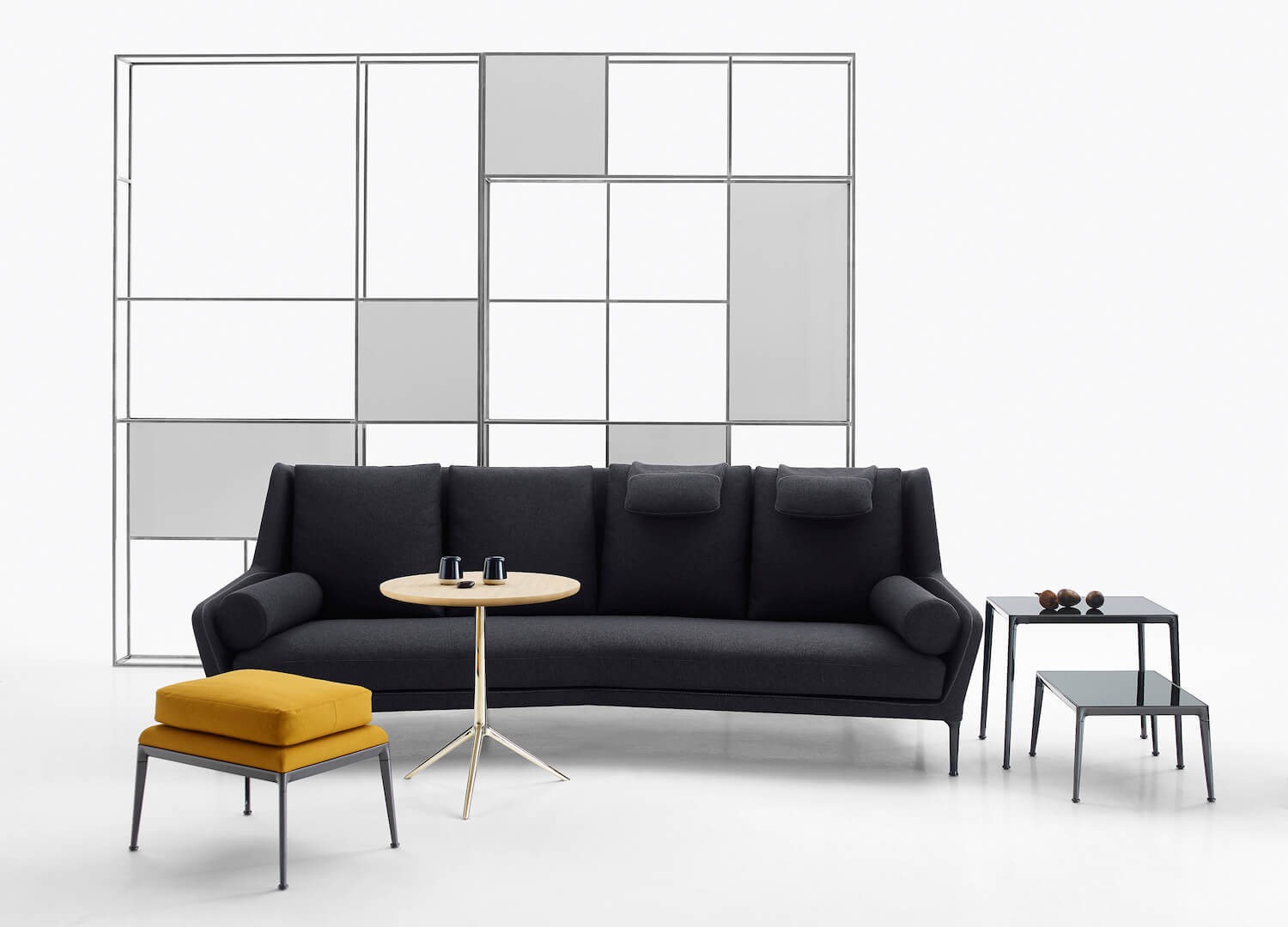 est living space b and b italia edouard sofa 4