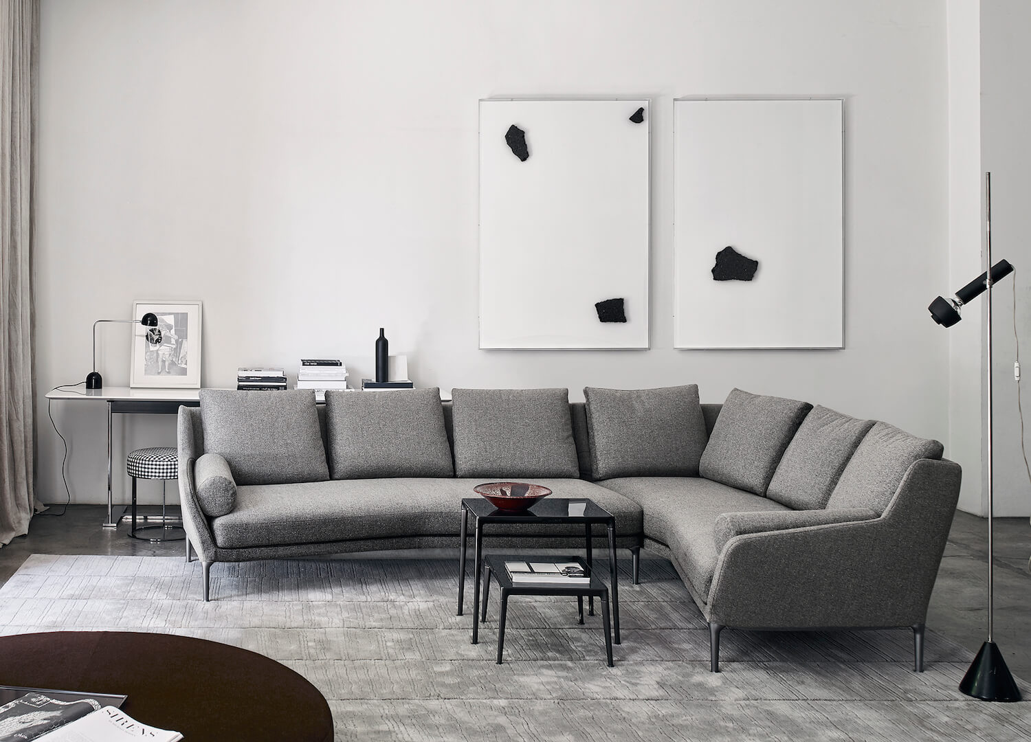 est living space b and b italia edouard sofa 8