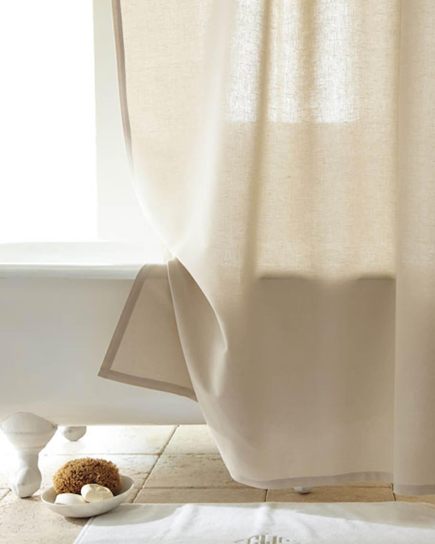 shower curtain est living