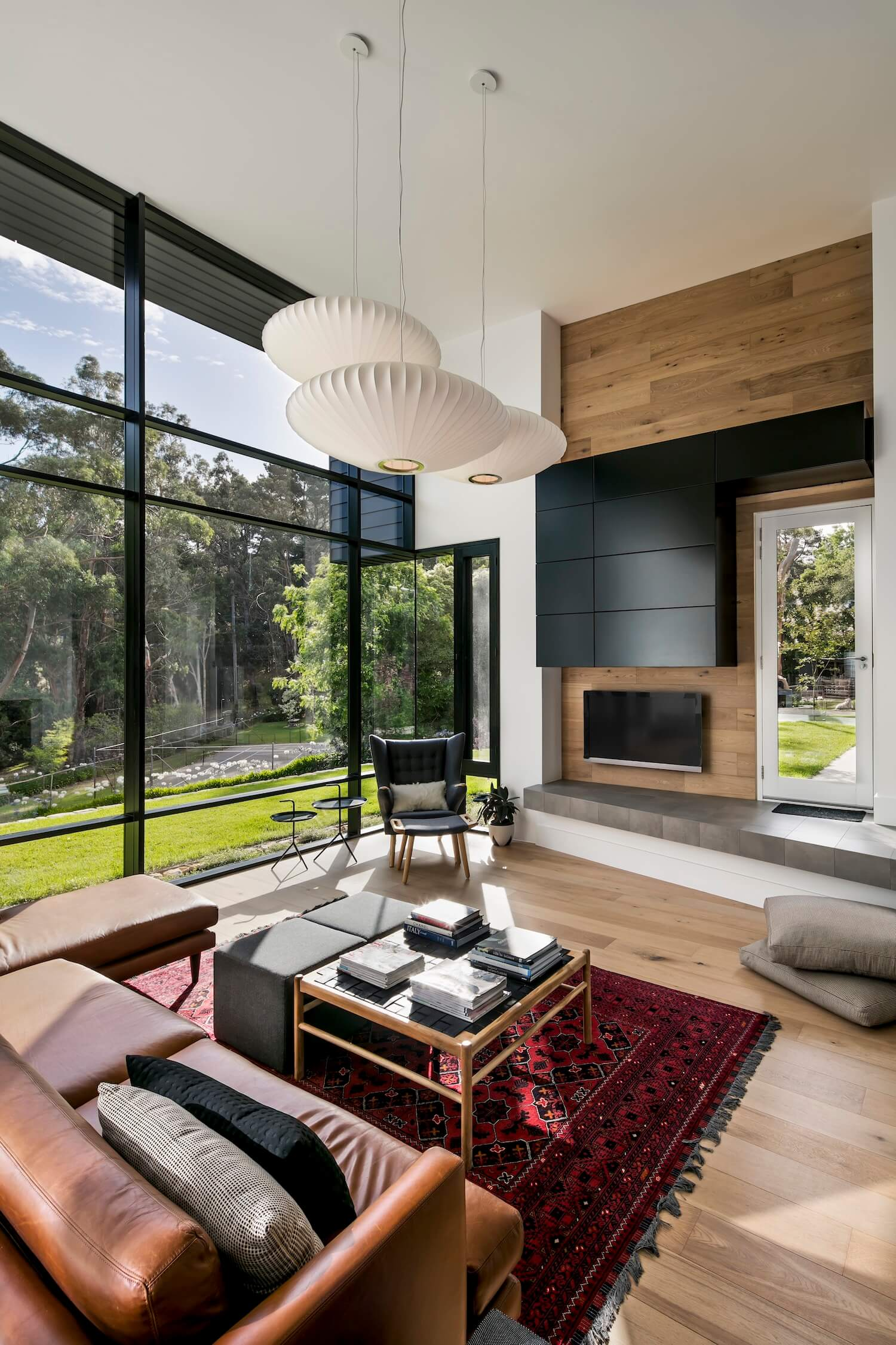 est living interiors adelaide hills home black rabbit 4
