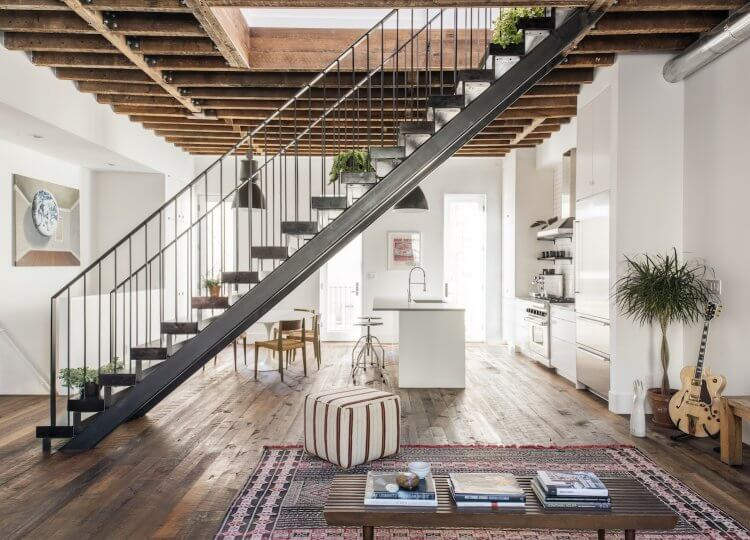 Lorimer Street Townhouse by Elizabeth Roberts Architects