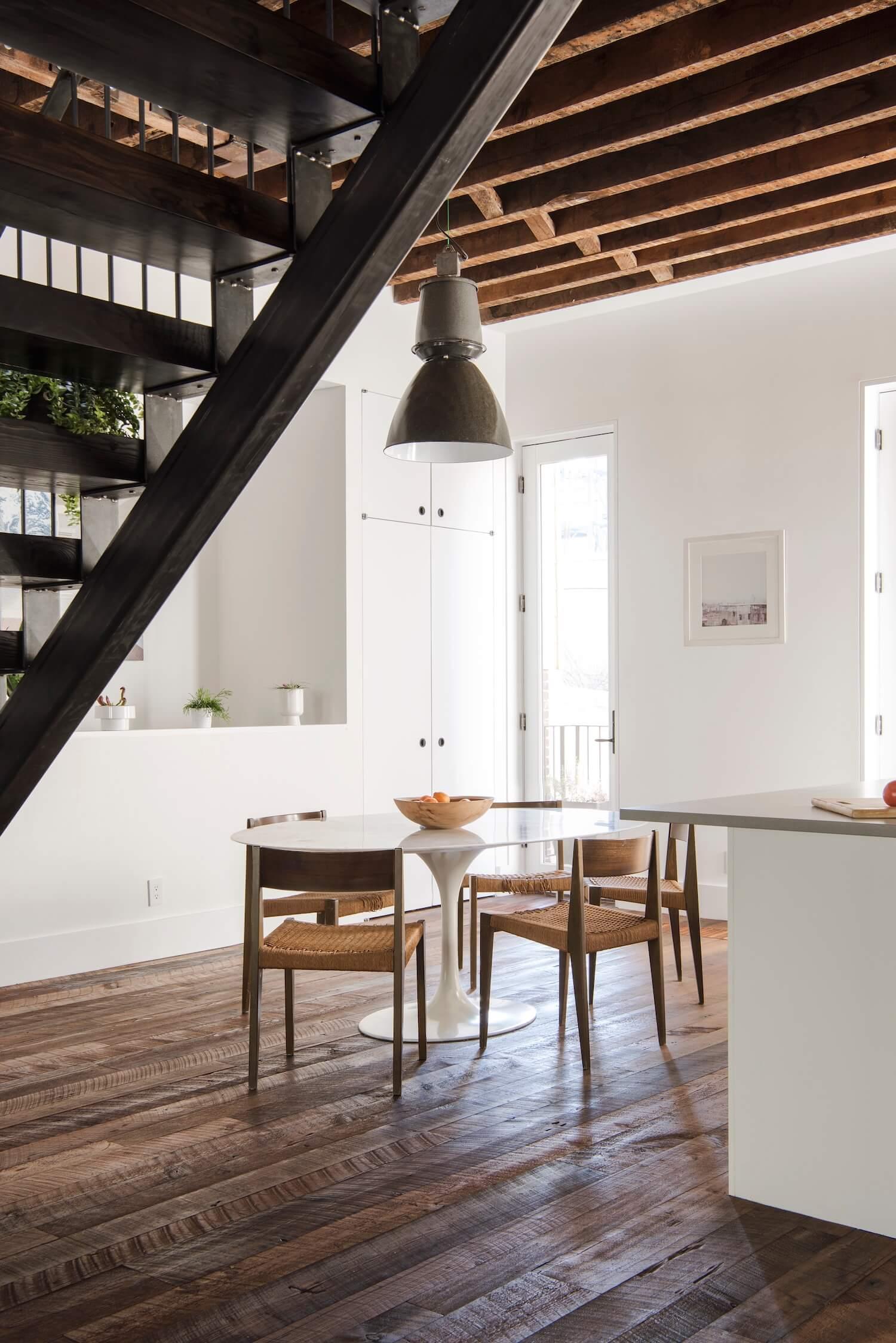 est living interiors lorimer street townhouse elizabeth roberts 9