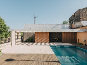 Pools & Pool Pavilions | Saint Mori Summer Home Pool by Mesura