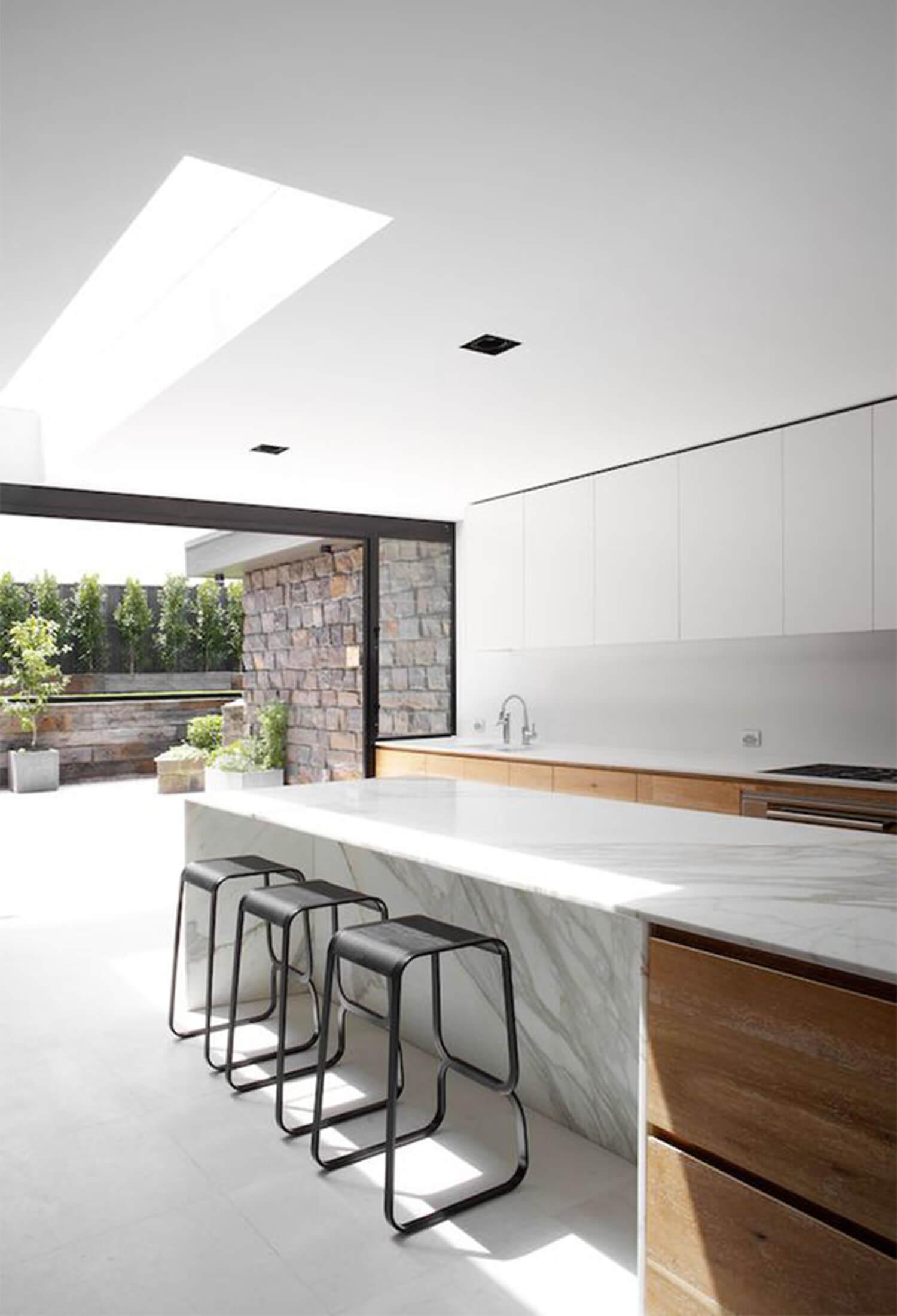 est living timber kitchens dale house robson rak