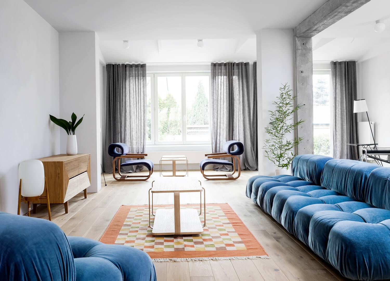 Image of: Best Of Est Mid Century Modern Homes Home Design Est Living