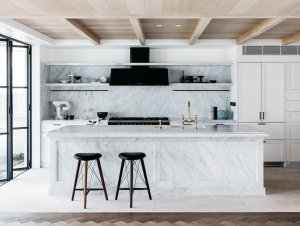 Kitchen | Iluka House by Alexander & Co