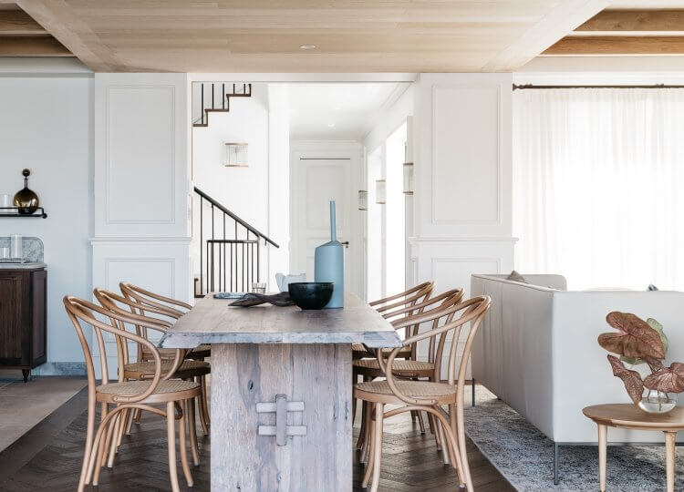 Dining | Iluka House by Alexander & Co