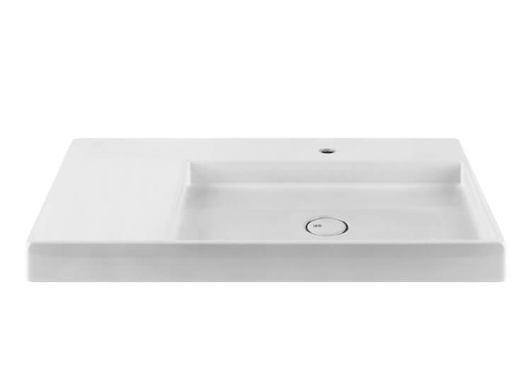 Rettangolo Wall or Countertop Basin