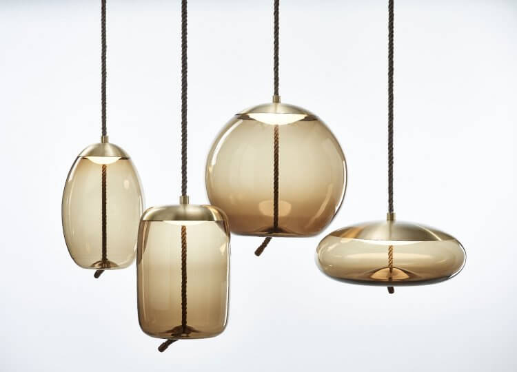 Knot Pendant Lights