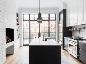Park Slope Townhouse by Elizabeth Roberts Architects
