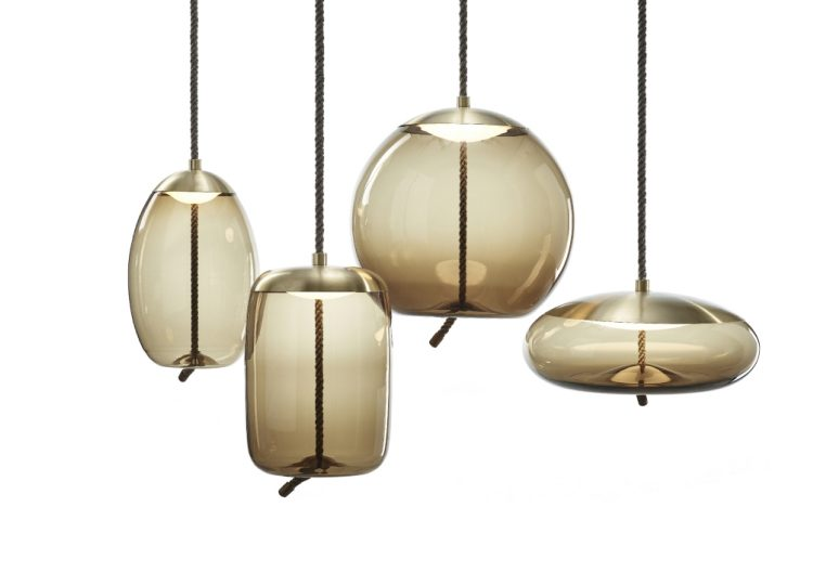 Brokis Knot Pendant Lights