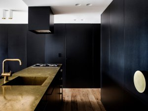 The Edit: Black Kitchens