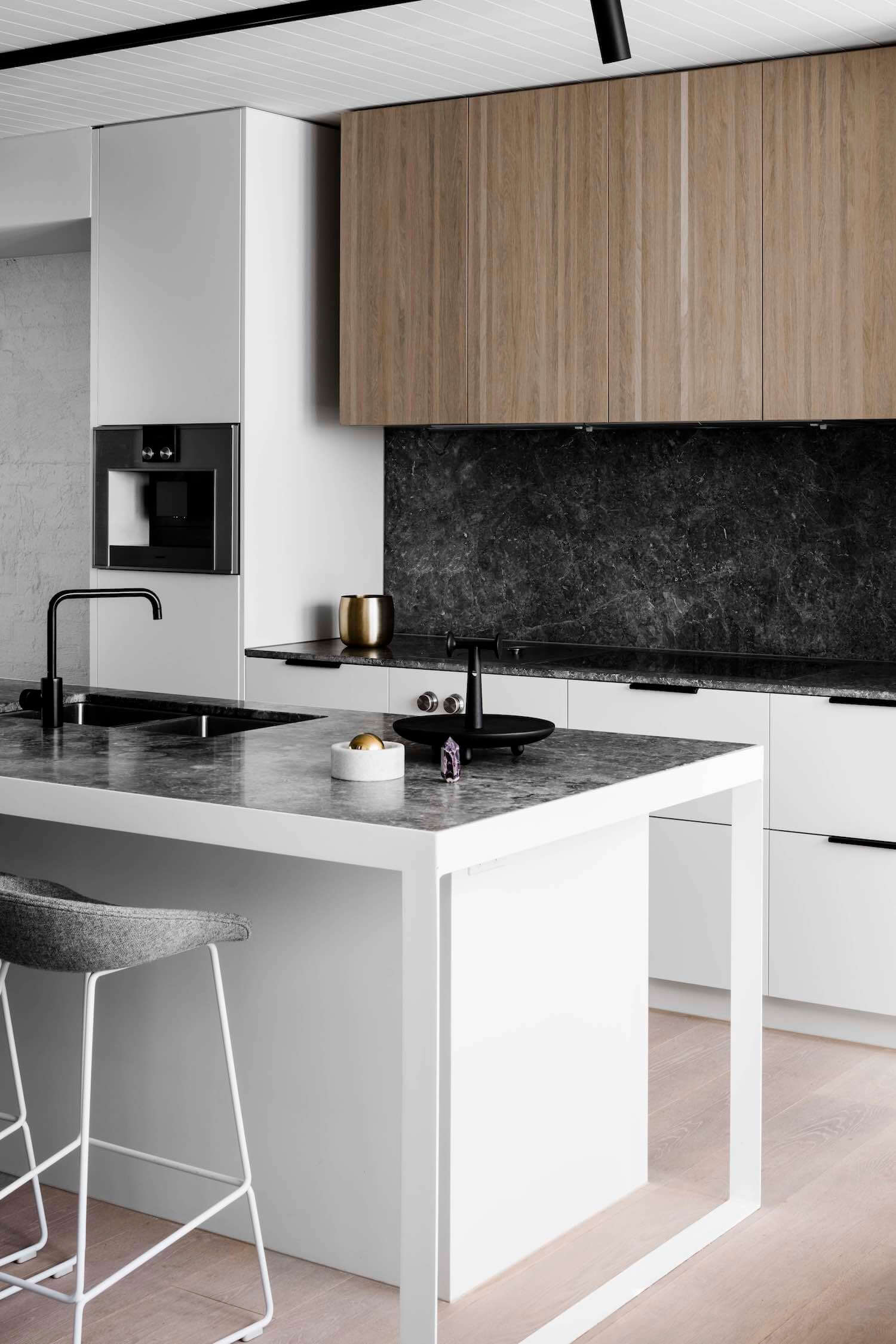 est living interiors techne architects bell st residence 11
