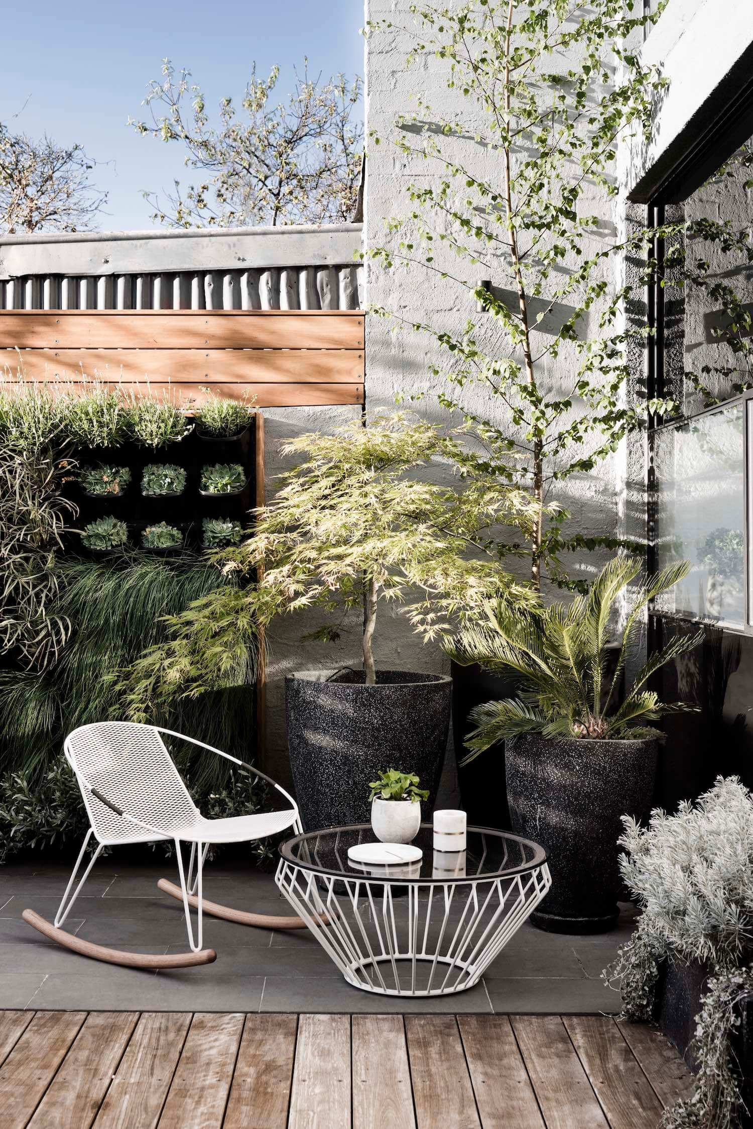 est living interiors techne architects bell st residence 15