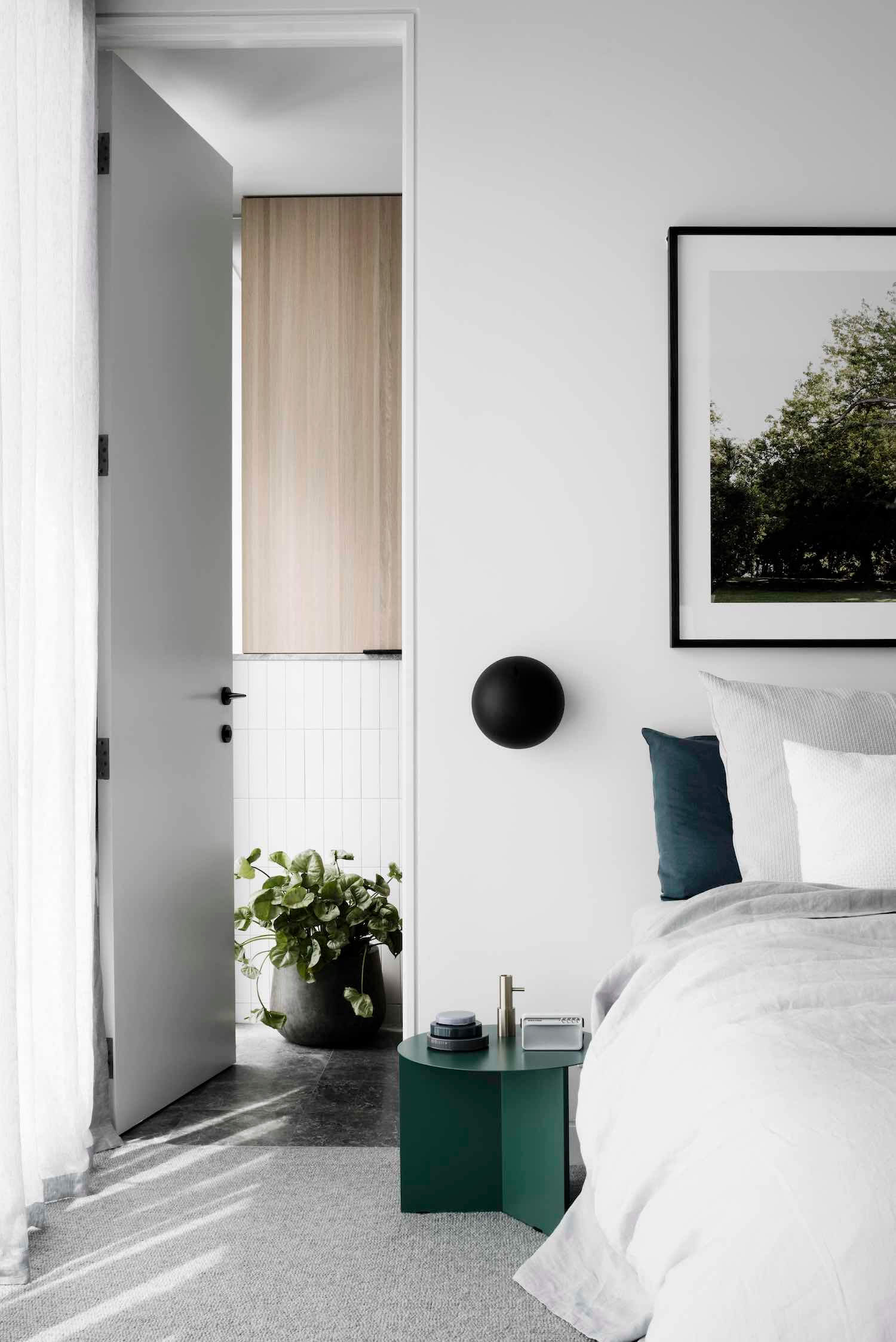 est living interiors techne architects bell st residence 17