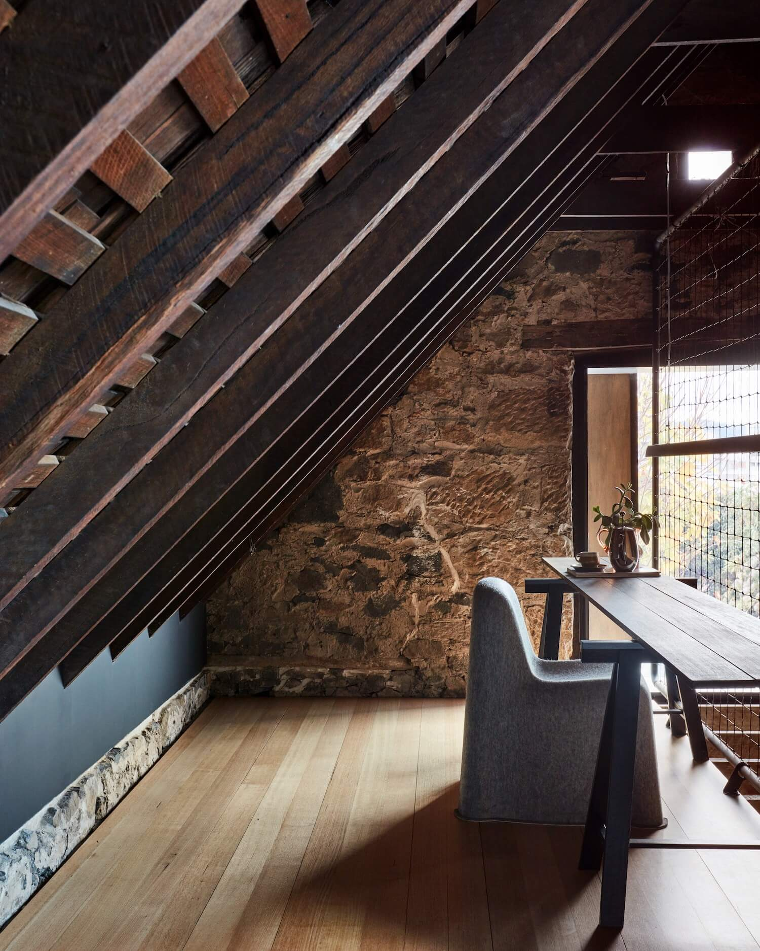 est living interiors the barn hobart 1
