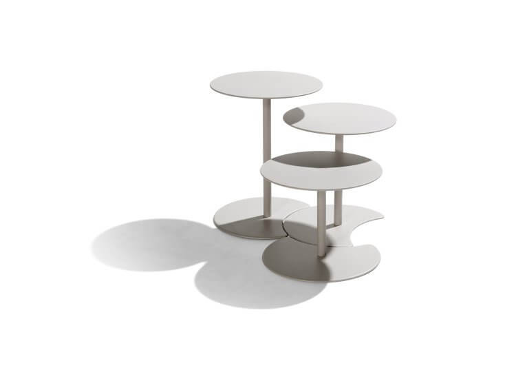 Tribu Drops Side Table