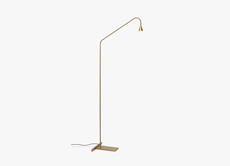 Est Living Design Directory Great Dane Austere Floor Light 1