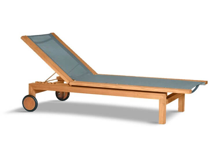 Tribu Pure Light Lounger