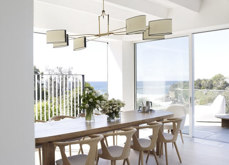 Dining | Clovelly House Dining Room by Madeleine Blanchfield Architects
