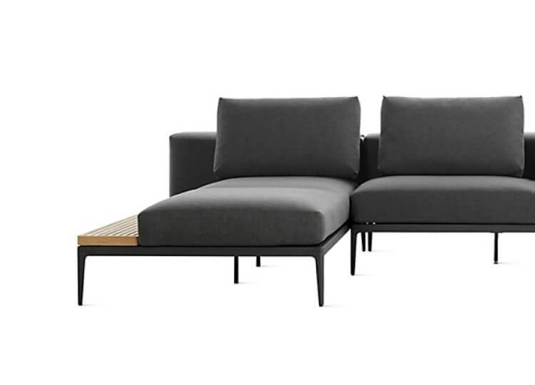 Gloster Grid Sofa Cosh