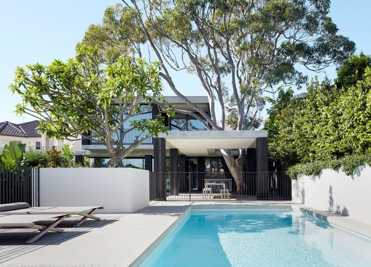 Hopetoun Avenue Residence by B.E. Architecture