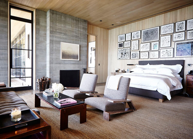 est living interiors denise kuriger design malibu house 10