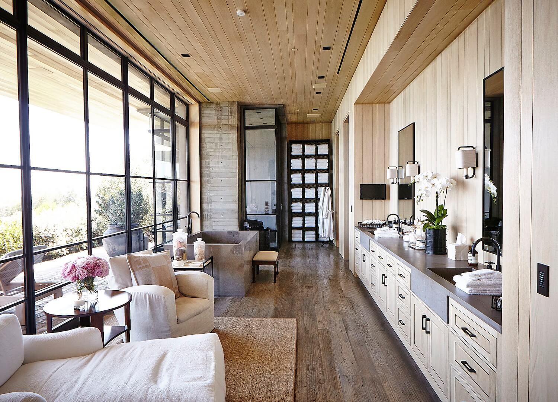 est living interiors denise kuriger design malibu house 11