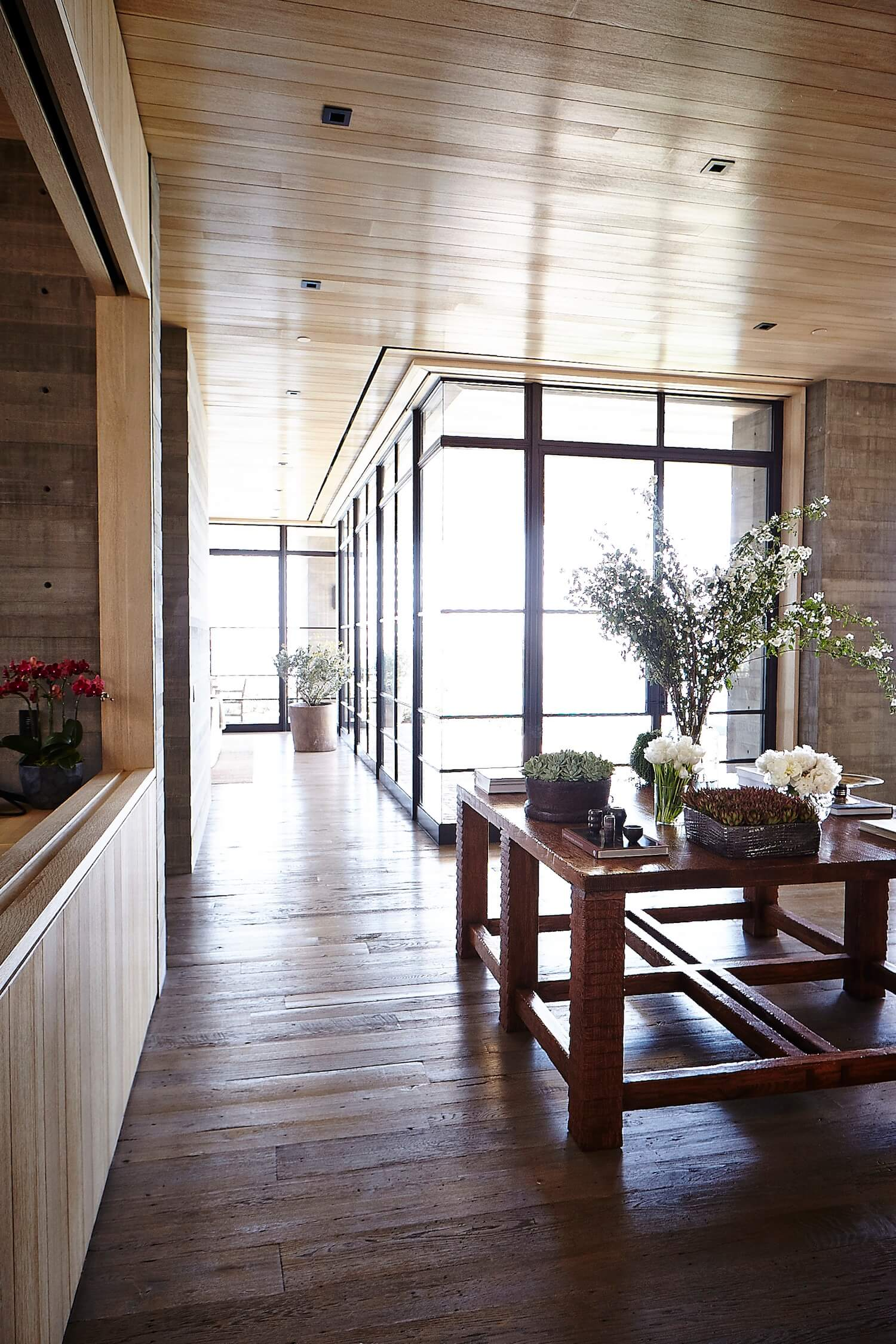 est living interiors denise kuriger design malibu house 2