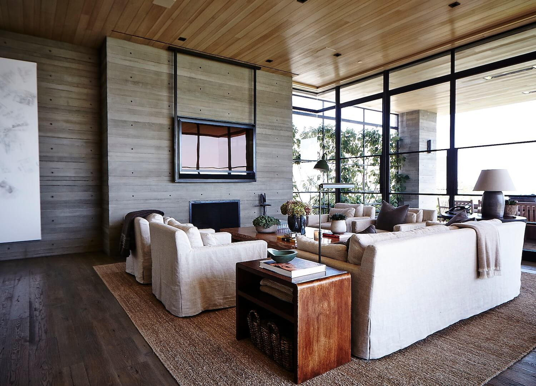 est living interiors denise kuriger design malibu house 4