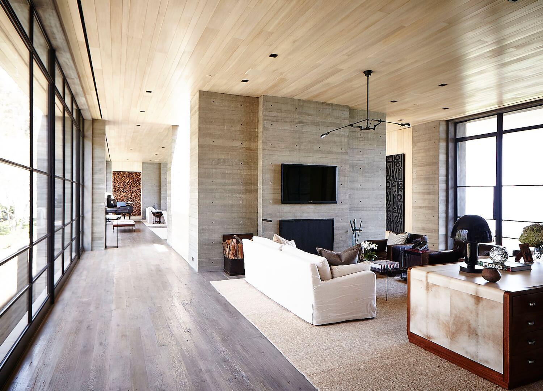 est living interiors denise kuriger design malibu house 9