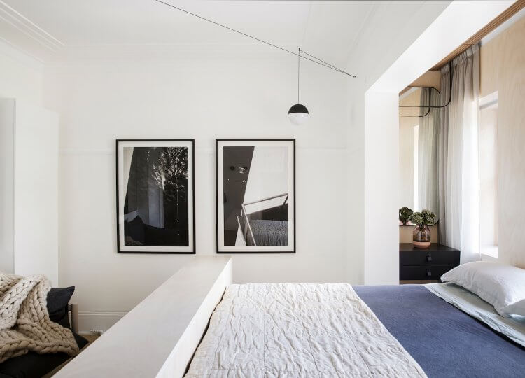 Bedroom | Nano Pad Bedroom by Studio Prineas