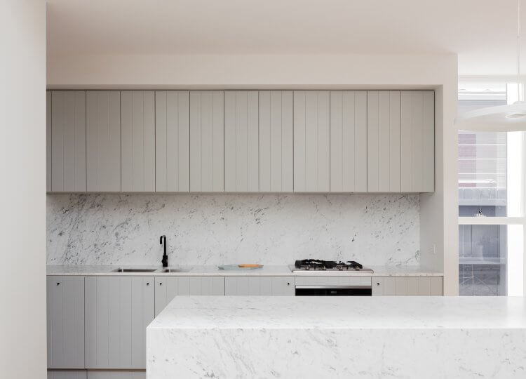 Kitchen | Double Bay House by Tribe Studio Architects