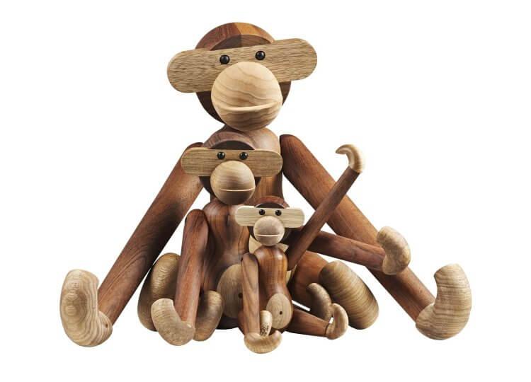 Monkey Kay Bojesen