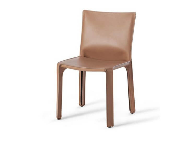 Cassina 412 Cab Chair