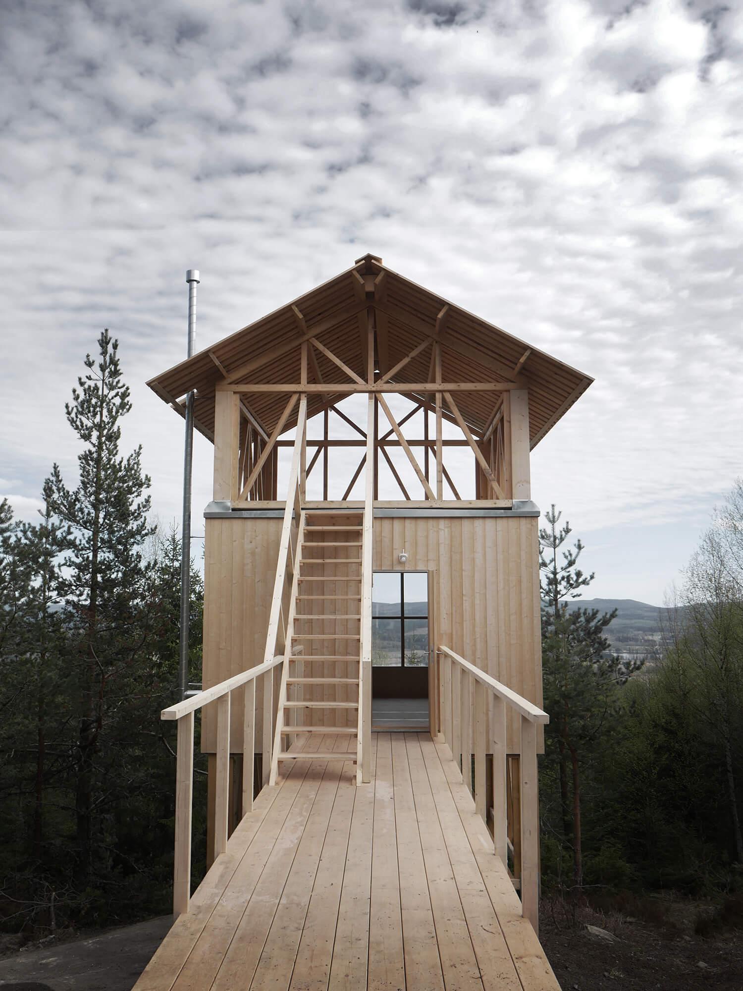 est living travel bergaliv loft house 1