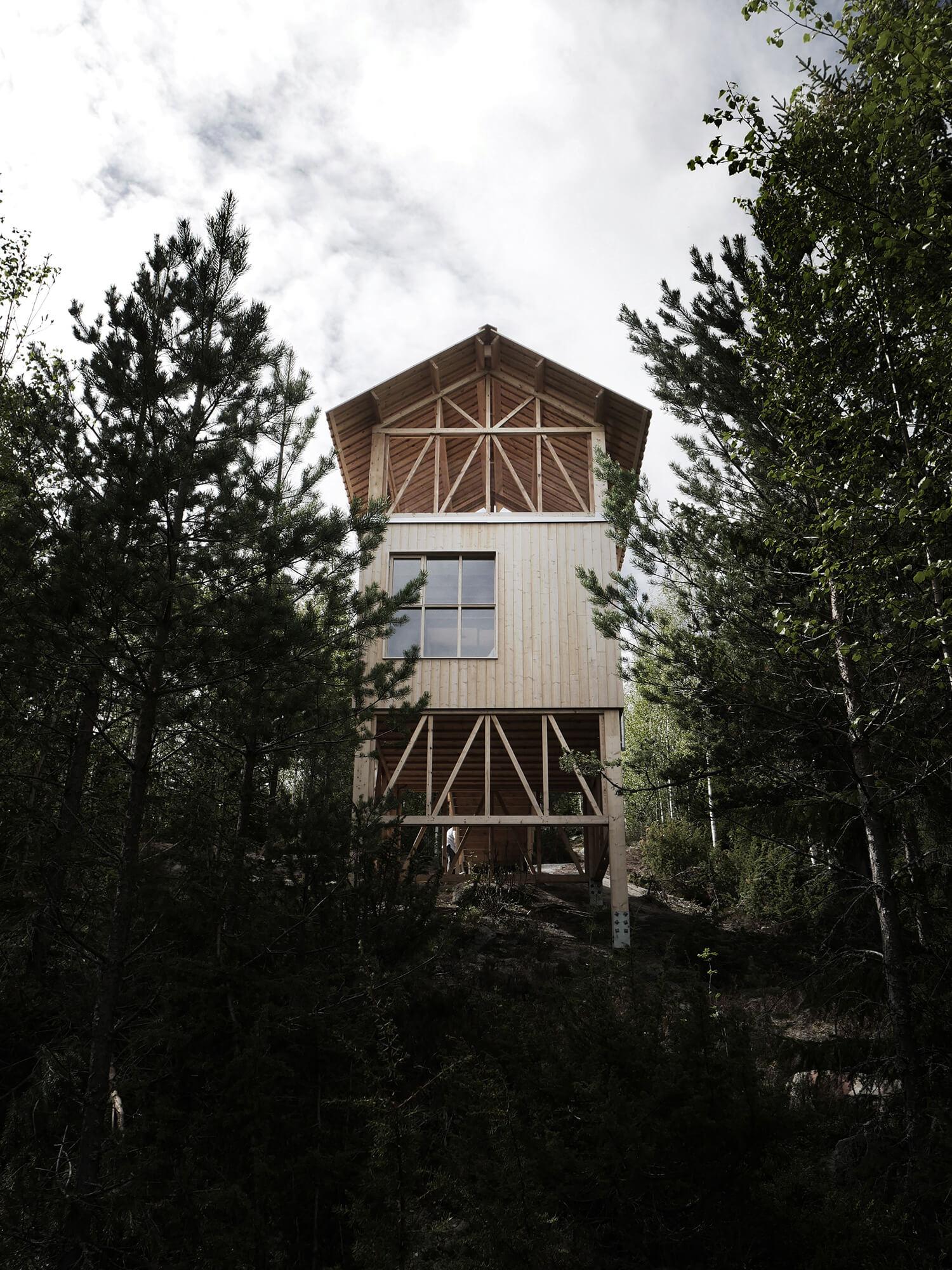 est living travel bergaliv loft house 10