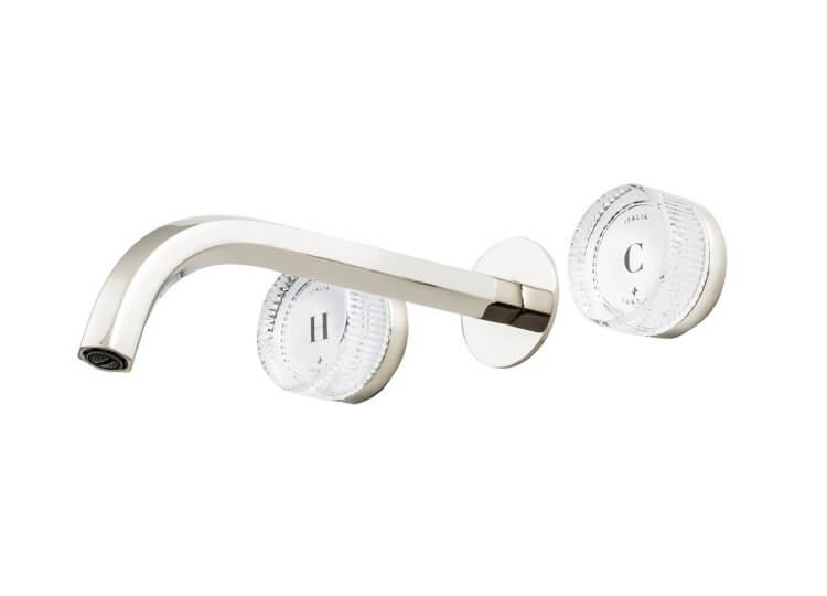 Venezia Wall Mount Basin Set