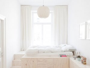 Kids | Light & White Kids Bedroom by Bloesem