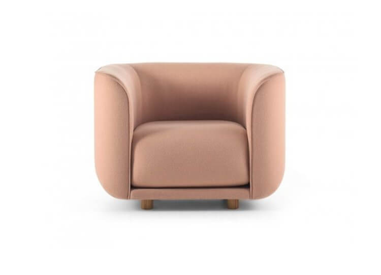 Fat Tulip Armchair