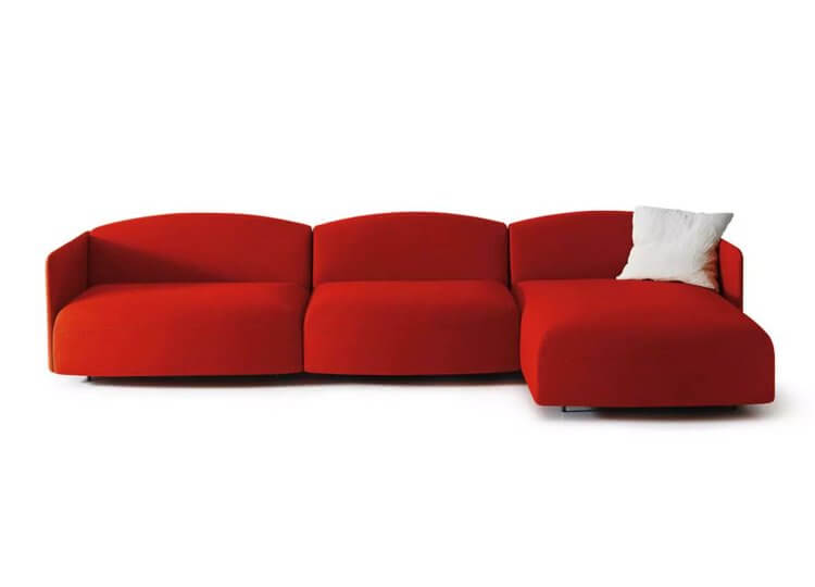Soft Beat Sofa Poliform