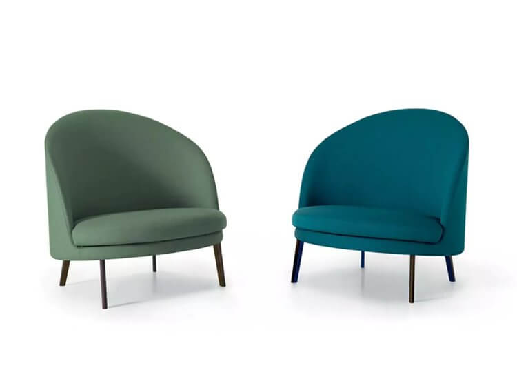 Jim Armchair | Poliform