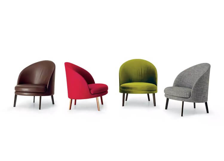 Jules Armchair | Poliform