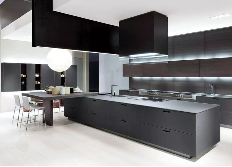 Kyton Kitchen | Poliform