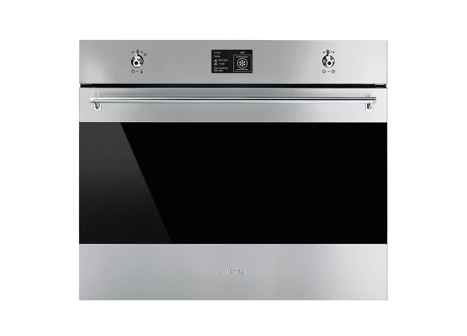 Est Living Design Directory Smeg Classic Thermoseal Oven 5