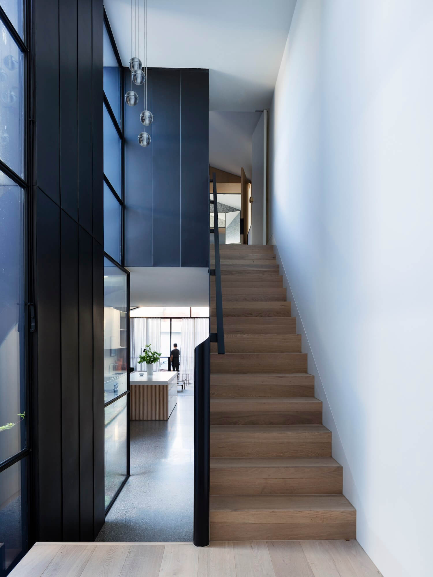 Est living port melbourne house pandolfini architects 10