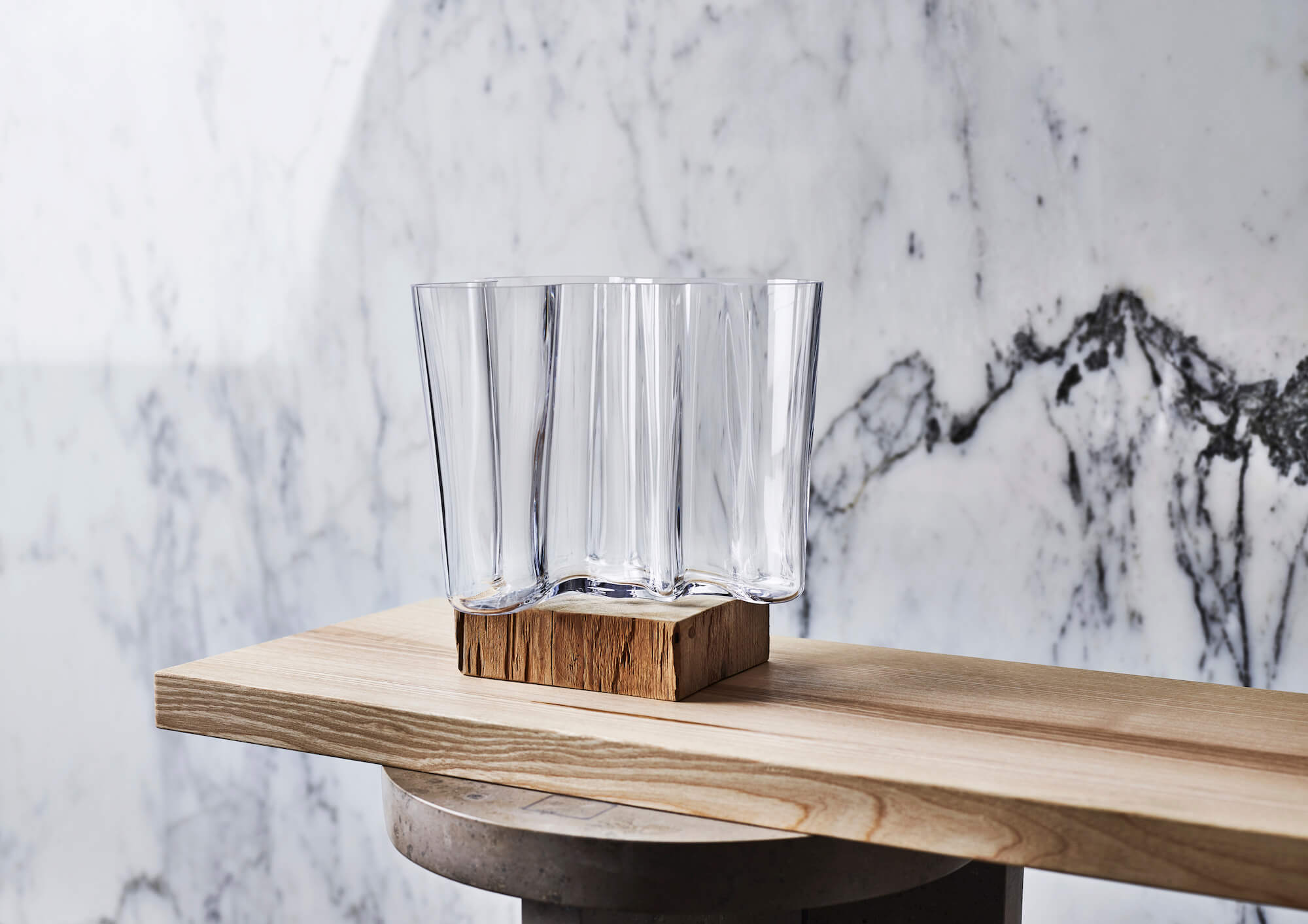 Iittala Aalto vase 160mm 2017
